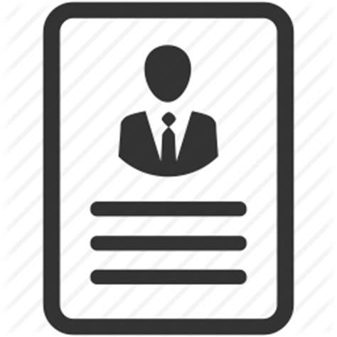 Resume job application form